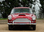 1960 Aston Martin DB4 Saloon, Chassis no. DB4/290/L
