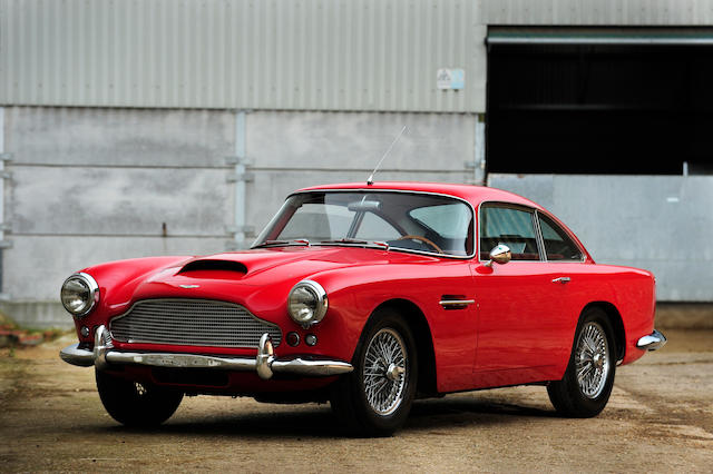 1961 Aston Martin DB4 Saloon , Chassis no. DB4/604/L