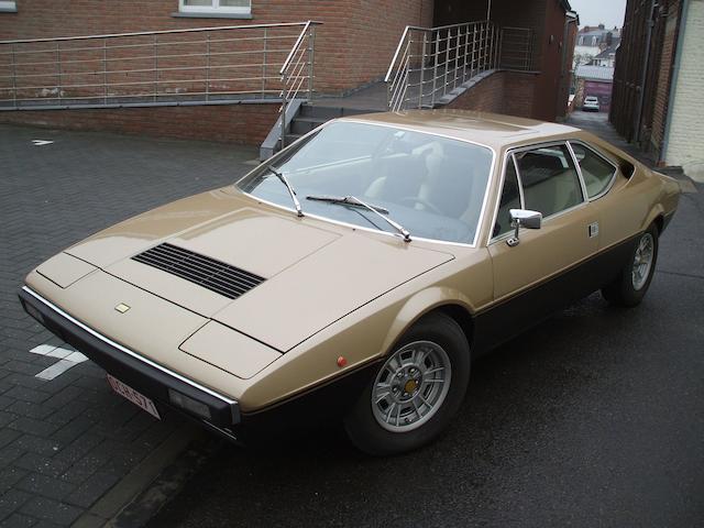 1976 Ferrari  308 GT4 Dino  Chassis no. 11944