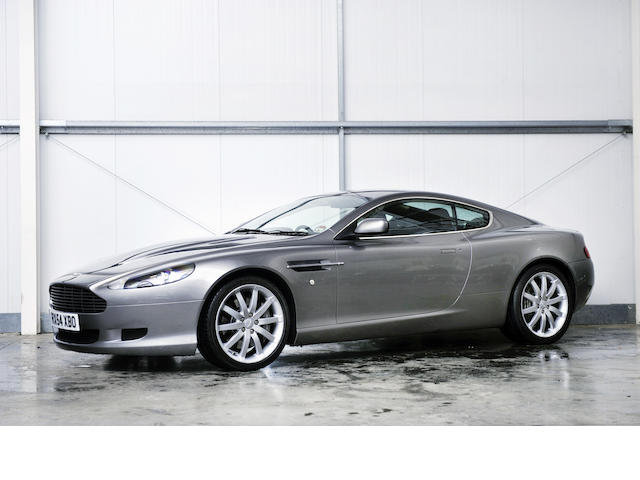 2005 Aston Martin DB9 Coupé