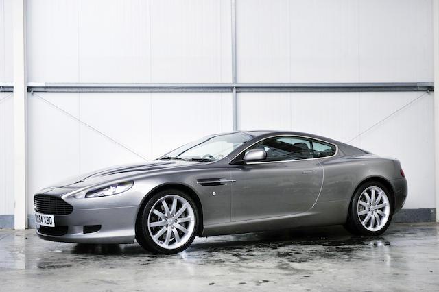 2005 Aston Martin DB9 Coupé