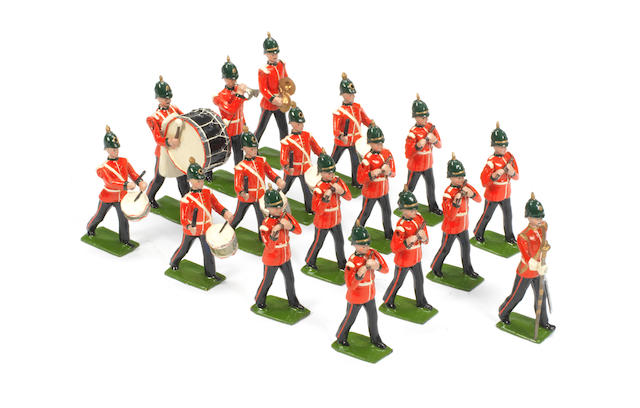 Britains SPECIAL PAINTING Drums and Fifes of the Durham Light Infantry 16
