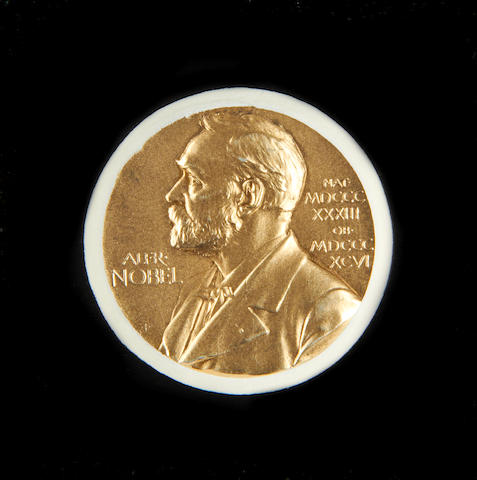 ALFRED NOBEL and NITROGLYCERENE. Collection relating to the Nobel prize and to Alfred Nobel's first company and the production of nitroglycerin