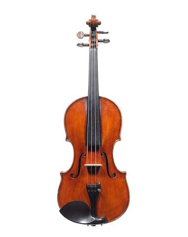 A Violin by Giulio Degani, Venice, 1901 (2)