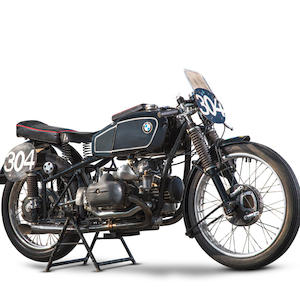 1939 BMW RS 255 Kompressor
