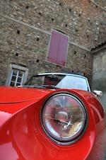 1966 Alfa Romeo Duetto Spider  Chassis no. AR 660557 Engine no. AR 00536 02556