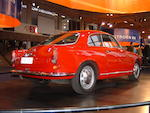 1958 Alfa Romeo Giulietta Sprint Veloce Coupe  Chassis no. 1493 08721 Engine no. 1315 32399
