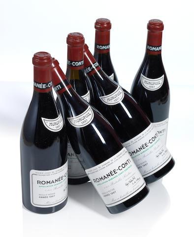 Romanée-Conti 1997 (6)
