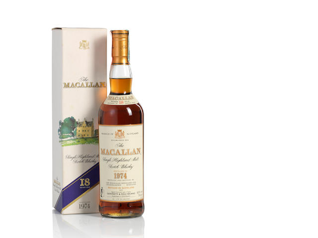 The Macallan-1974-18 year old