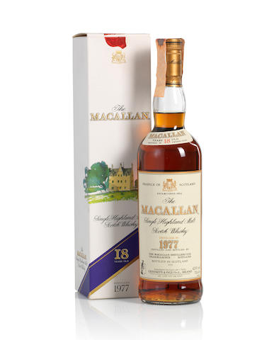 The Macallan-1977-18 year old
