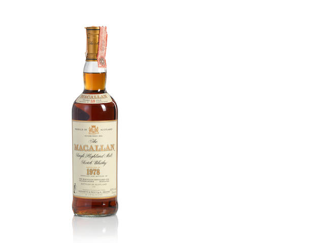 The Macallan-1978-18 year old