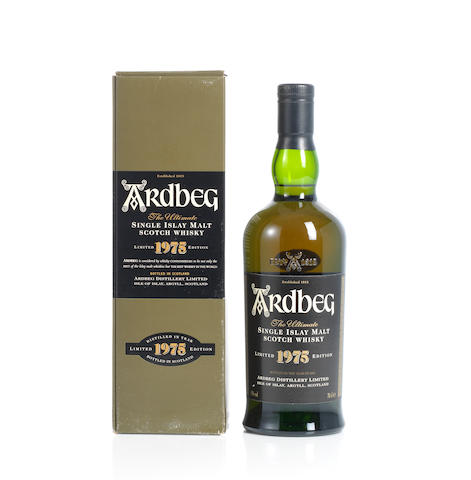 Ardbeg Limited Edition-1975