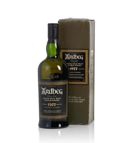Ardbeg Limited Edition-1977