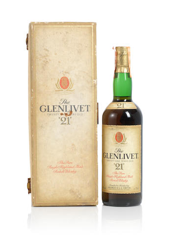 Glenlivet-21 year old