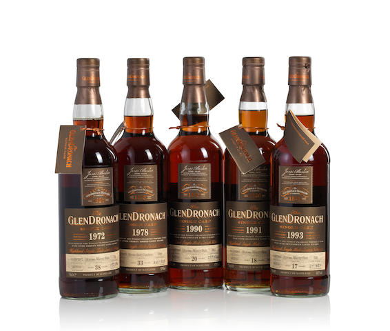 Glendroncah-1972-38 year old (1)   Glendroncah-1978-33 year old (1)   Glendronach-1990-20 year old (1)   Glendronach-1991-18 year old (1)   Glendronach-1993-17 year old (1)