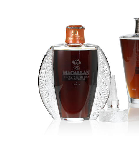 The Macallan Lalique-50 year old