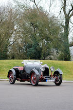 1930 Aston Martin 1½-Litre International 2/4 Sports Tourer  Chassis no. LO 76 Engine no. LO 76