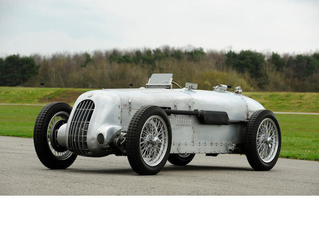 1934 MG Magnette Type NA Monoposto  Chassis no. N459 Engine no. XN459R