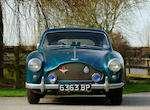 Property of a deceased's estate,1958 Aston Martin DB MkIII Sports Saloon  Chassis no. AM300/3/1698 Engine no. DBA/1314