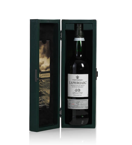 Laphroaig-40 year old