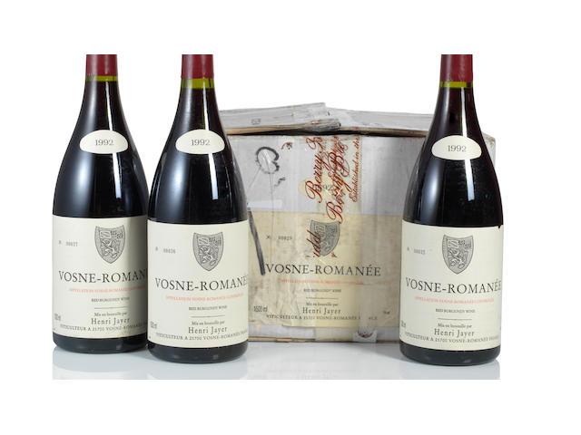 Vosne-Romanée 1992 (6 magnum)