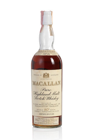 The Macallan-1954