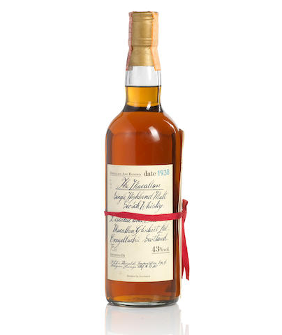 The Macallan Red Ribbon-1938