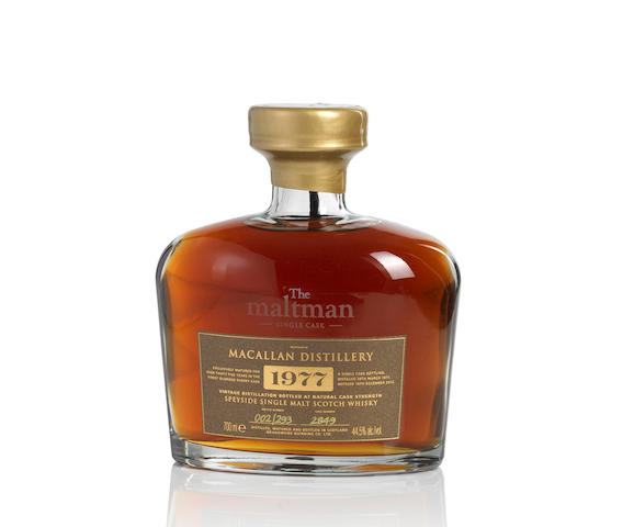 Macallan The Maltman-1977
