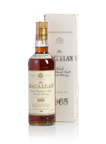 The Macallan-1965-17 year old