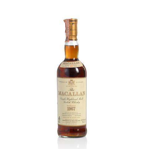 The Macallan-1967-18 year old