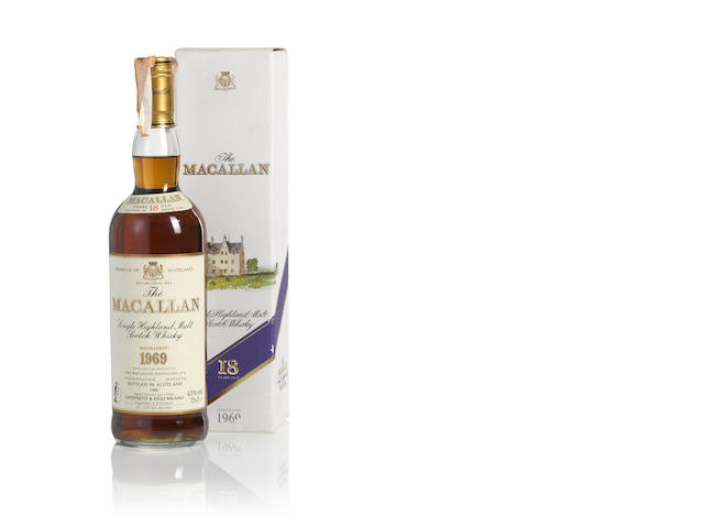 The Macallan-1969-18 year old