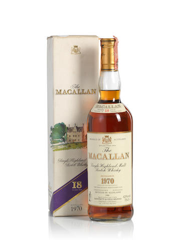 The Macallan-1970-18 year old