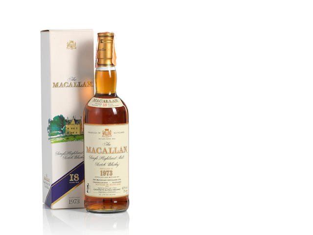 The Macallan-1973-18 year old