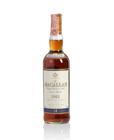 The Macallan-1982-18 year old