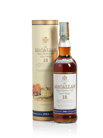 The Macallan-1984-18 year old
