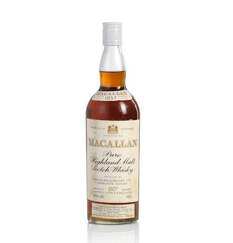 The Macallan-1957