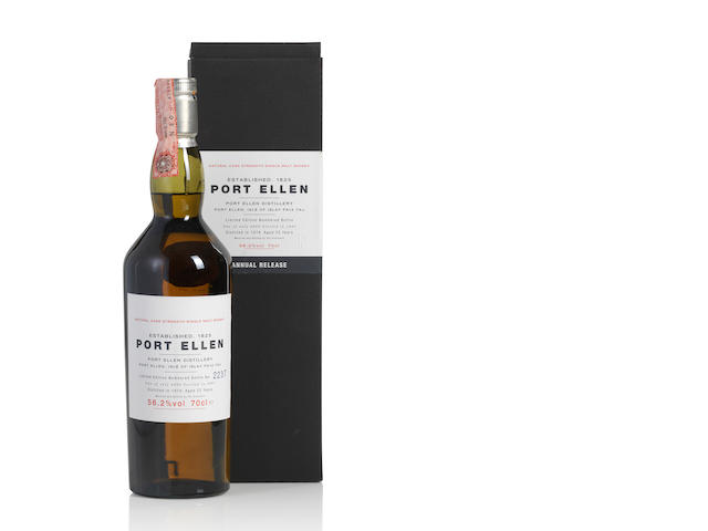 Port Ellen-1st Release-1979-22 year old