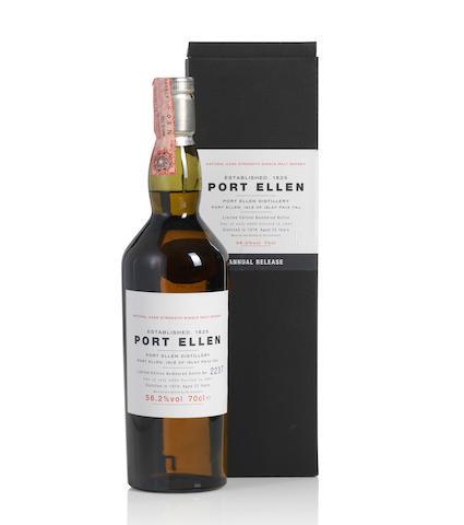 Port Ellen-1st Release-1979-22 year old
