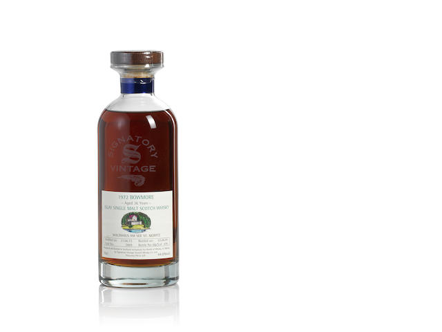 Bowmore-1972-36 year old