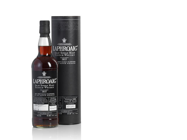 Laphroaig-1980-27 year old