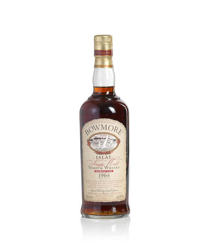 Bowmore-1964-38 year old