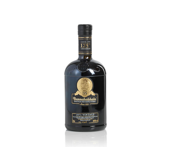 Bunnahabhain-1971-35 year old