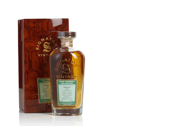 Benriach-1966-42 year old