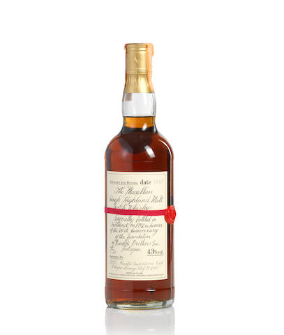 The Macallan Red Ribbon-1957
