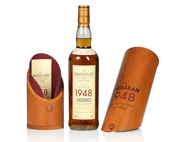 The Macallan Select Reserve-1948-51 year old