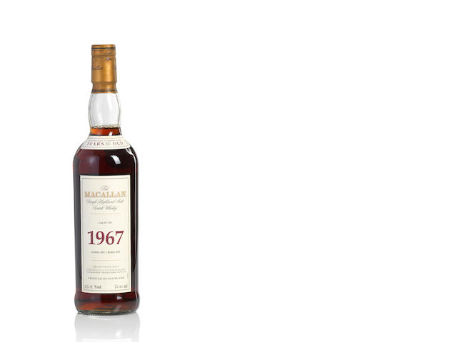 Macallan Fine & Rare-1967-35 year old