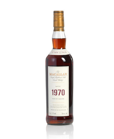 The Macallan Fine & Rare-1970-32 year old