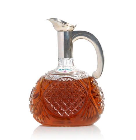 Macallan Decanter-1977-32 year old