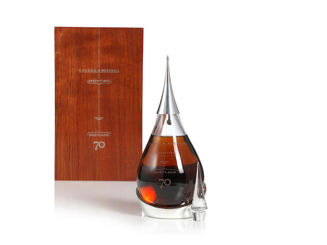 Gordon & MacPhail Generations-Mortlach 70 year old (Distilled 1938)