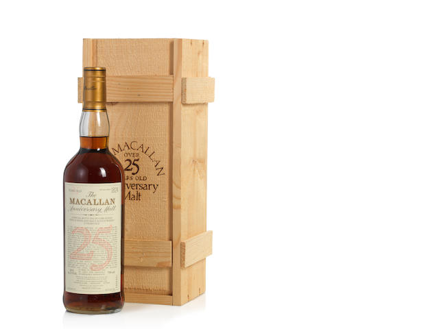 The Macallan-1972-25 year old